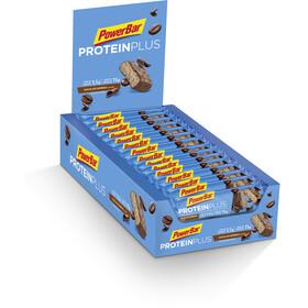PowerBar ProteinPlus Urheiluravinto Chocolate Espresso 30 x 35g